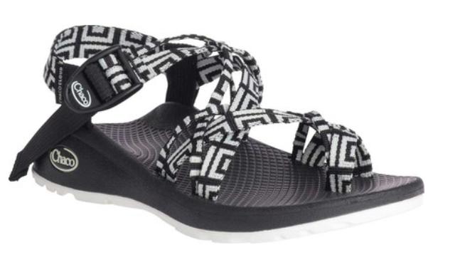 Chaco Z CLOUD X2 Remix Prairie nero Comfort Sandal Wouomo Dimensiones 5-11 NIB
