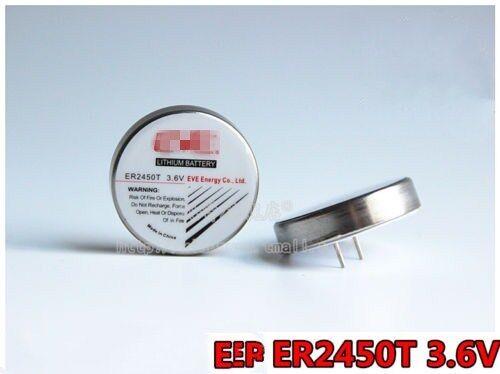 For ER2450 EVE ER2450T 3.6V tire pressure monitoring system battery