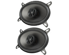 MTX THUNDER46 4 inch x 6 inch 2-Way 40W RMS 4 Ohm Coaxial Speaker Pair