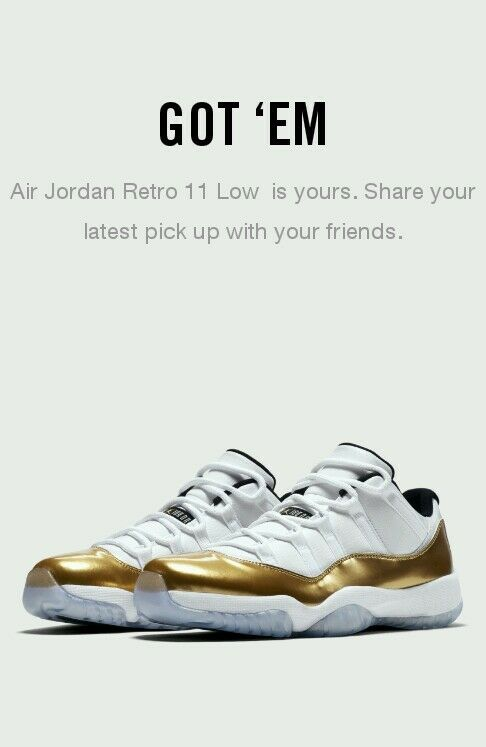 Jordan retro 11 low low low closing ceremony 405822