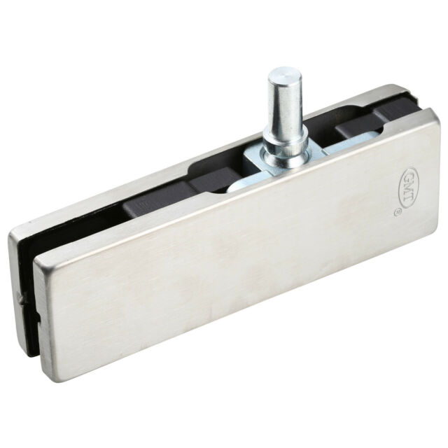 Patch Fitting Top Clip Clamp Holder for 12mm Thickness Frameless Glass Door.