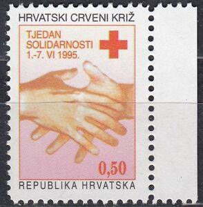 Croatie-HRVATSKA-supplement-N-64-croix-rouge-semaine-de-la-solidarite