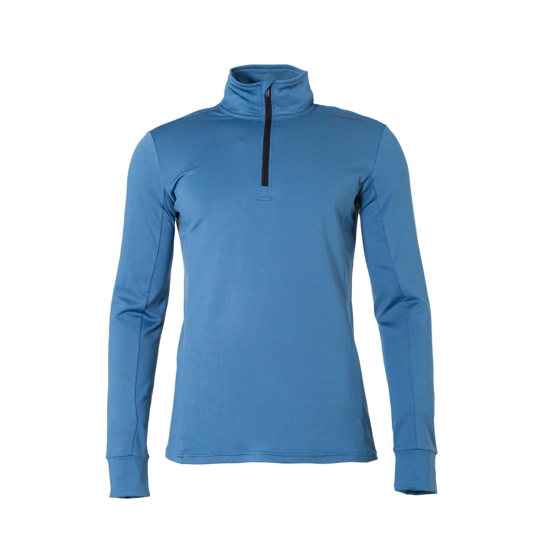 Brunotti Fleecepul r Pulli Terni W1819 Men Fleece blue  atmungsaktiv  high-quality merchandise and convenient, honest service