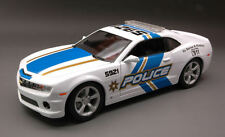 Chevrolet Camaro SS Rs Police 2010 1:18 Model MAISTO