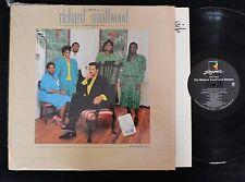 BLACK GOSPEL LP Richard Smallwood Singers A&M 8355 Textures