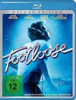 Footloose - Kevin Bacon - Lori Singer - Blu-ray Disc - OVP - NEU