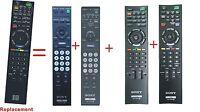 Replaced Sony Bravia Lcd Tv Remote Rm-yd025 Rm-yd028 Rm-yd040 Rm-yd063 Rm-yd024