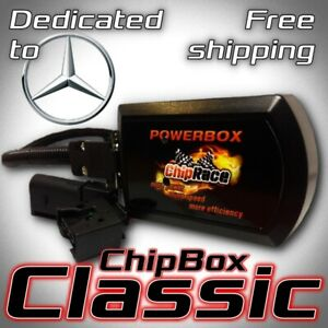 Chip Tuning Box MERCEDES E320 W211 3.0 CDI 224 HP 3.2 CDI 204 HP CR