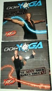 ddp yoga workout program 4 dvds diamond dallas yrg fitness