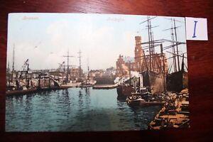 Carte Postale Vue Carte Schleswig-holstein Bremen Port Franc-tein Bremen Freihafen Fr-fr Afficher Le Titre D'origine Ventes Pas ChèRes 50%
