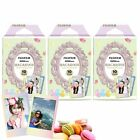 30PCS Fujifilm Fuji Instax Macaron Mini Film for Mini 8 Plus 70 25 SP-2 US