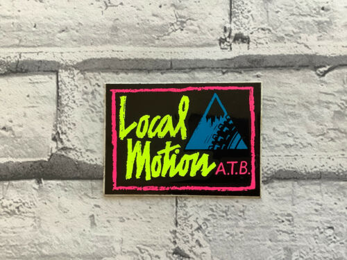New Old school BMX Hawaiian Islands Local Motion Surf ATB USA Sticker Autocollant