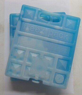 Onestà Freez' Pack Lavabili M20 Campingaz Ghiaccioli Refrigeranti X Borse Frigo Sfusi Irrestringibile