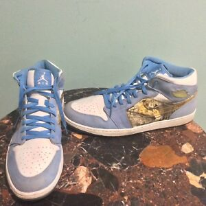 brand new 9c51b e0985 Image is loading Nike-Air-Jordan-I-Retro-1-ALPHA-OMEGA-