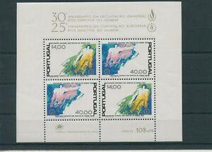Portugal-1978-Mi-Bloc-24-Neuf-MNH-Plus-Boutique