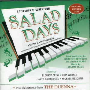 London-Cast-Salad-Days-O-L-C-New-CD-Bonus-Tracks
