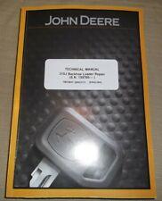 John Deere 310j Backhoe Loader Technical Service Shop Repair Manual Book Tm10847