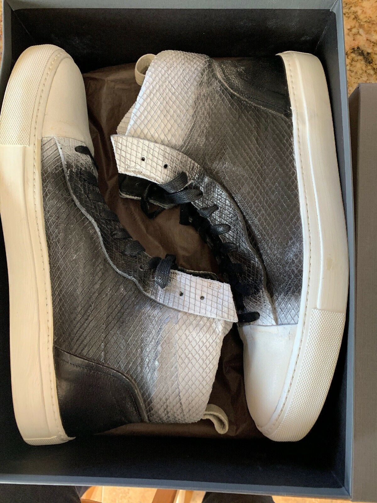 John Varvatos Collection Reed 315 Sneakers Size  12 MSRP