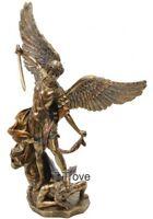 St. Michael The Archangel Statue. Religious Statues Christian Catholic Ornament