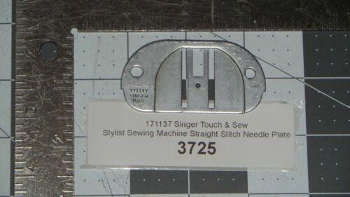 SINGER SIMANCO  Throat Plate Needle Plates