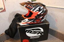 NOS! MSR Velocity XL Legacy Motorcycle Helmet DOT Snell