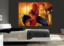 Grande Spiderman WALL POSTER Arte Foto Stampa
