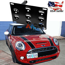 Bumper Tow Hook License Plate Mounting Bracket Mini Cooper R61 Paceman F55 F56