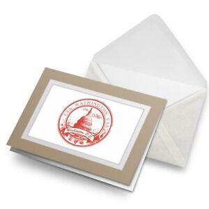 Greetings-Card-Biege-Washington-D-C-United-States-5753