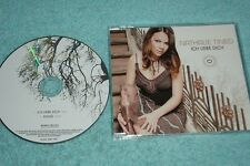 Nathalie Tineo Maxi-CD Ich Liebe Dich - 2-track Dieter Bohlen of Modern Talking