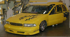 CHEVY CAPRICE IMPALA SS LUXUS FRONT BUMPER  BODY KIT NEW REDESIGN NICE FIT