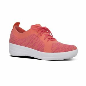 da150f0ef Image is loading FitFlop-F-SPORTY-UBERKNIT-Ladies-Womens-Casual-Trainers-