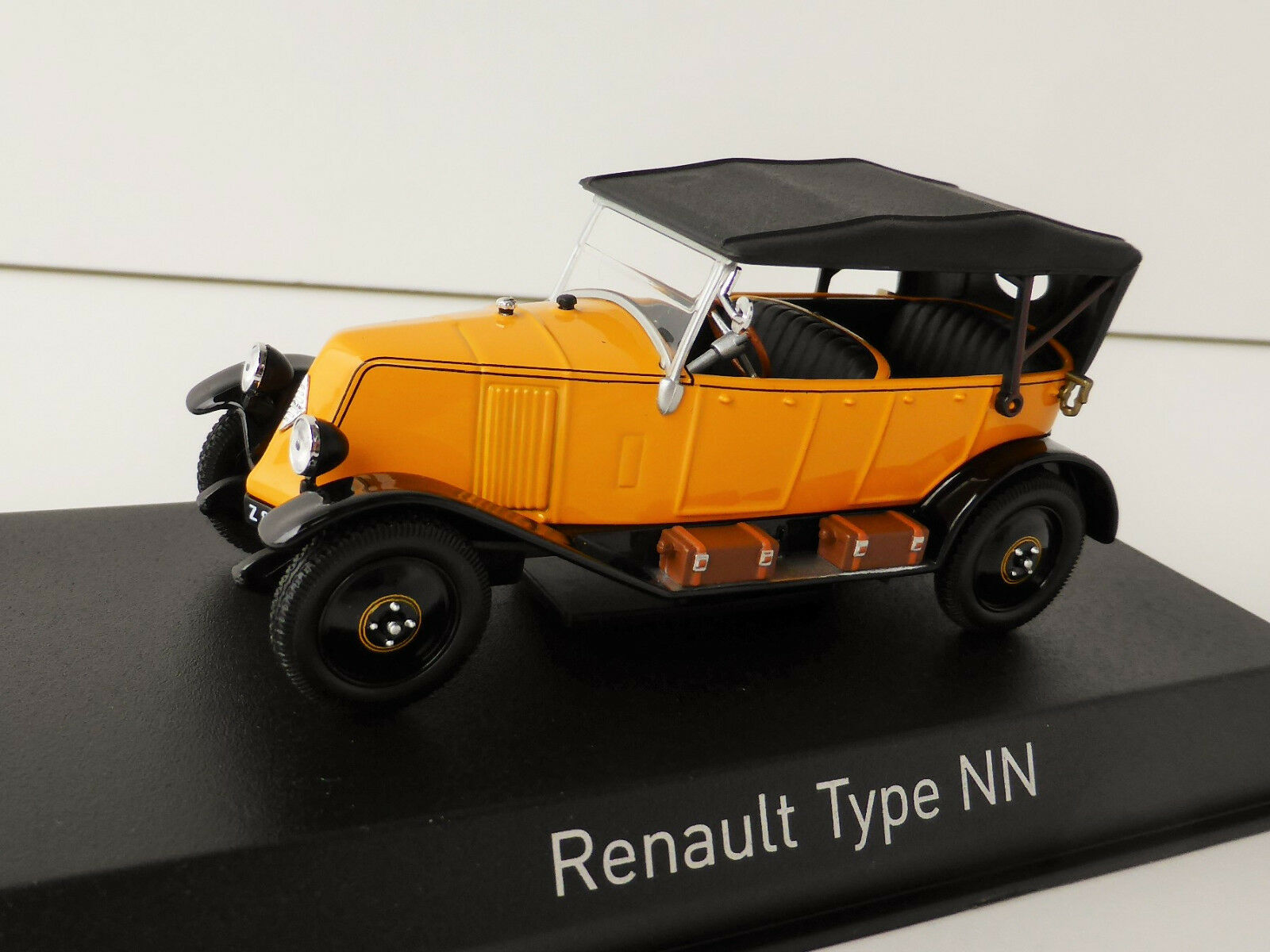 Renault Tipo Nn Torpedo 1927 1/43 Norev 519511 Tipo Pg 2