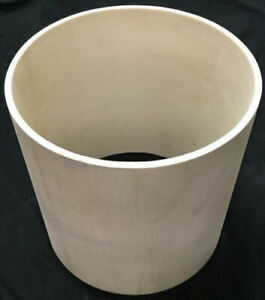 20-034-Raw-Wood-Bass-Drum-Shell-with-bearing-edges