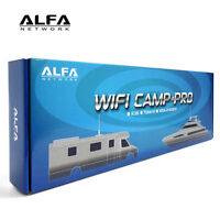 Alfa Wifi Camp-pro R36 Router +tube-u(n) +9dbi Outdoor Omni Antenna Ultimate Kit