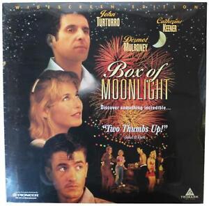 BOX-OF-MOONLIGHT-LASERDISC-Sealed-NEW-90s-Comedy-Drama-LD-Movie-John-Turturro