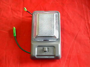 HOLDEN-TF-RODEO-INTERIOR-ROOF-LIGHT-LAMP-COMPLETE-WITH-GLOBE-1988-TO-2002