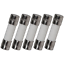Time 6.3A 250v Fuses Ceramic Slow Blow 3//16 inch X 3//4 inch Pack of 5 5X20mm