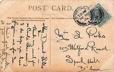 Miss.L.Perks 153 Walford Rd, Sparkhill,  1911 BF292