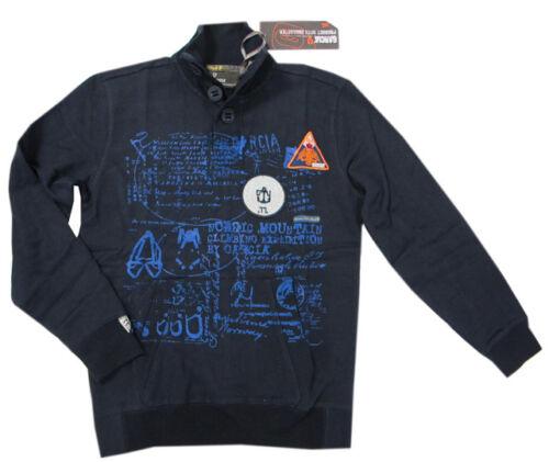 Garcia Sweatshirt Pullover Blau Kinder Shirt Jungen Kinder Gr.140//146,164//170