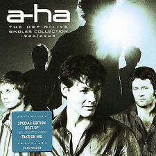 Definitive Singles Collection by a-ha (CD, Jun-2005, Wea/Warner Special...