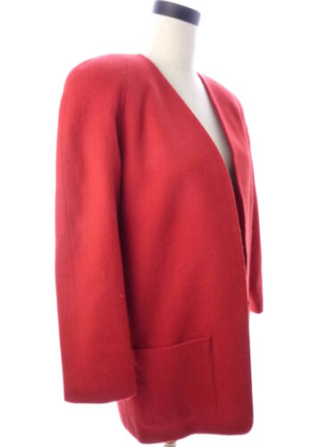 David Vintage M Coat Røduld Open Clutch Jacket Lee L 577RF