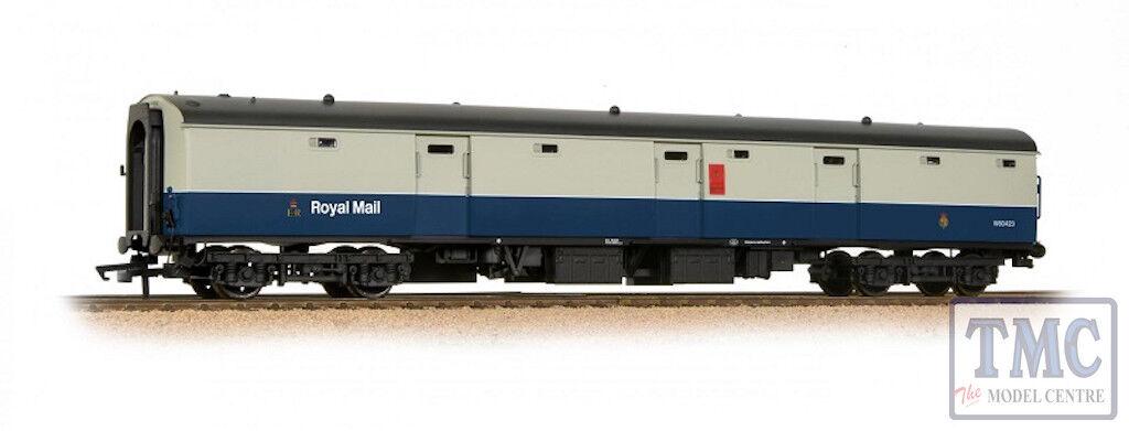 39-755 Bachmann OO Gauge BR Mk1 TPO POT Stowage Van BR bluee & Grey