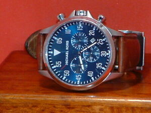 Pre-Owned-Men-s-Michael-Kors-MK-8362-Chronograph-Sports-Watch