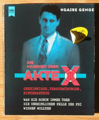 Buch Ngaire Genge Die Wahrheit über Akte X X-files