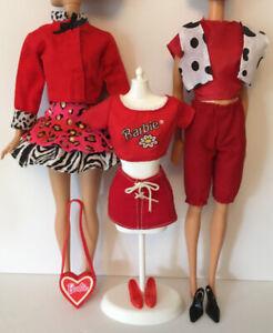 Barbie Fashion Doll Vintage Modern Shoes Clothes Accessories Bundle Lot 42 Ebay