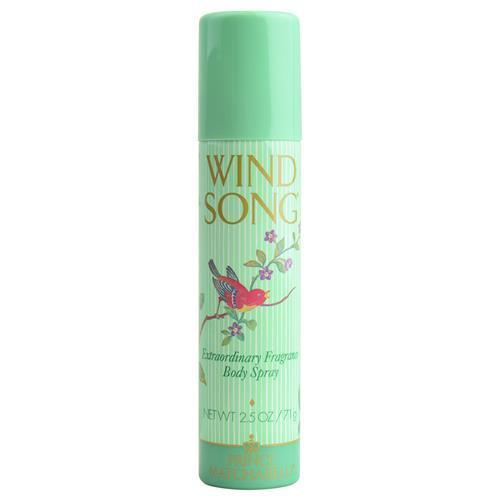 Wind Song by Prince Matchabelli Body Spray 2.5 oz