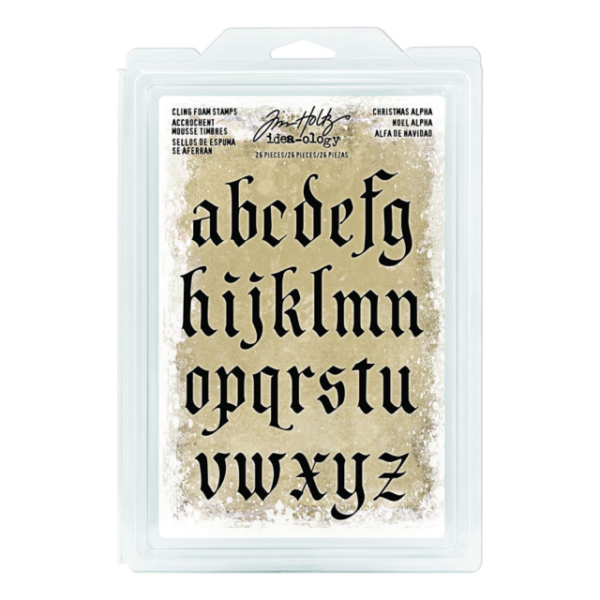 Tim Holtz Idea-ology Cling Foam STAMPS