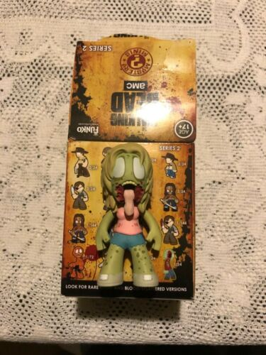 Funko The Walking Dead série 2 Agnathes Girl Walker Mystery Minis Vinyl Figure