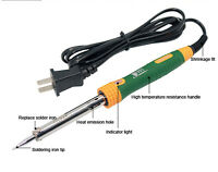 110V Heat Pencil Tip Welding Solder Soldering Iron Electronic Tools 30/40/50/60W