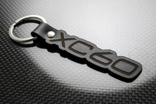 Volvo XC60 Cuir Porte-Clés Porte-Clef Porte-Clés Conception R AWD D5 T5